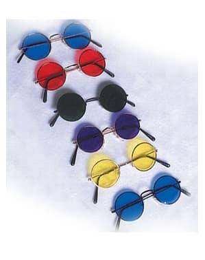 Okulary słoneczne rastafariana