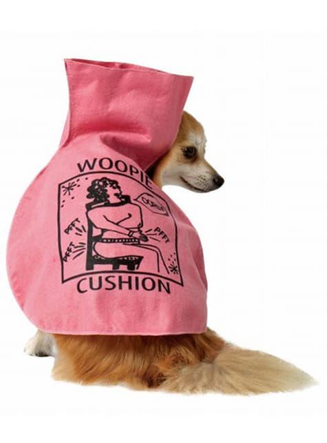 Furzkissen Kostüm für Hunde