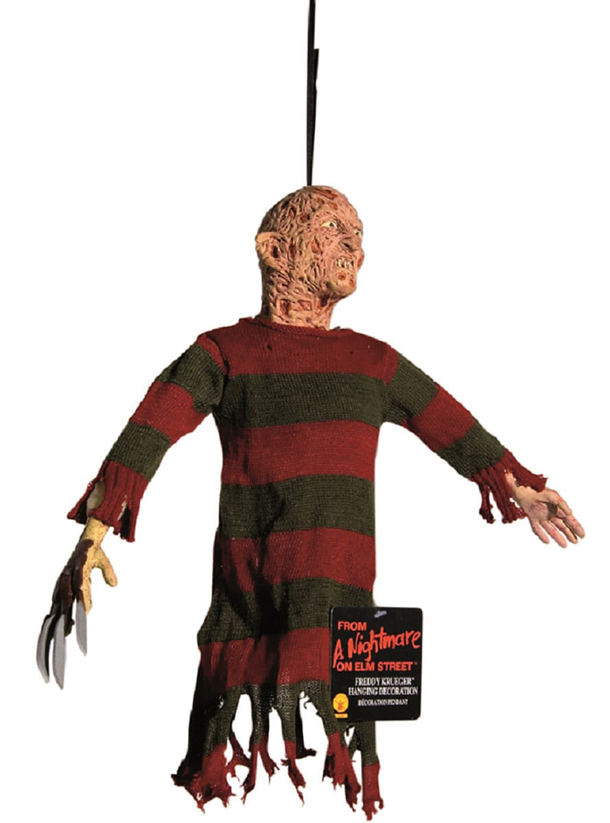 Freddy Krueger Hanging Figure Buy Online At Funidelia