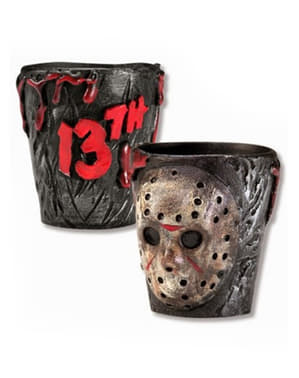 Jason the 13th Shotte Glass