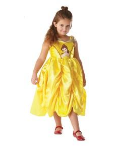 Prinzessin Bella Kostüm für Mädchen aus Die Schöne und das Biest