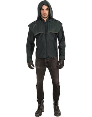 Зелена стрілка для дорослих костюм