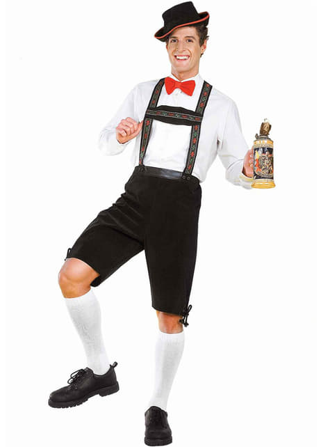 Hans Grietje Classic Kostuum