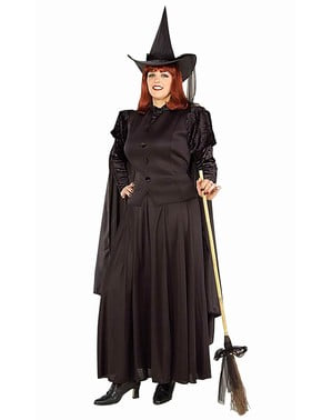 Plus Size Witch Adult Costume