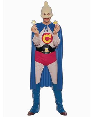 Kaptajn Kondom kostume