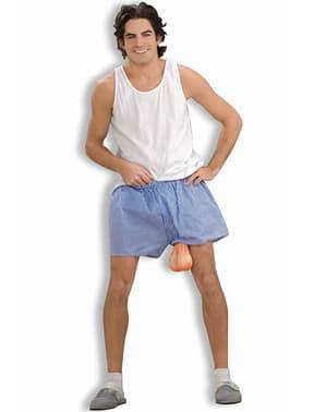 Kostým pro dospělé vykukující koule