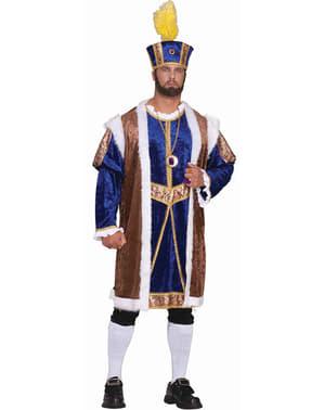 Renessanse Kostyme til Voksne Plusstørrelse
