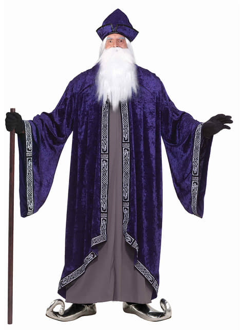 Plus Size Great Wizard Adult Costume