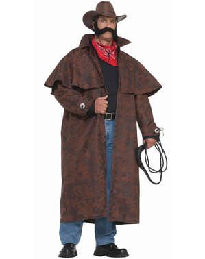 Disfraz de hombre del lejano oeste talla extra grande