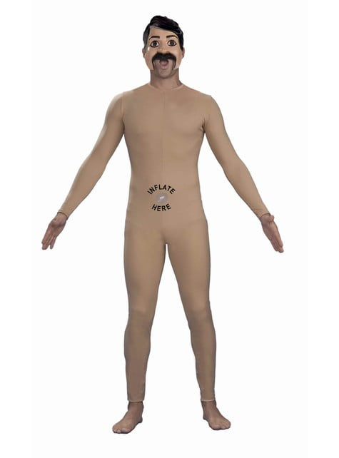 Blow-Up Doll Adult Costume (for Male)