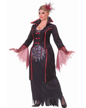 Lady von Blod Maskeraddräkt