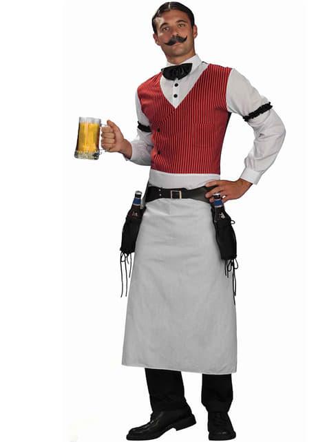 Disfraz de barman