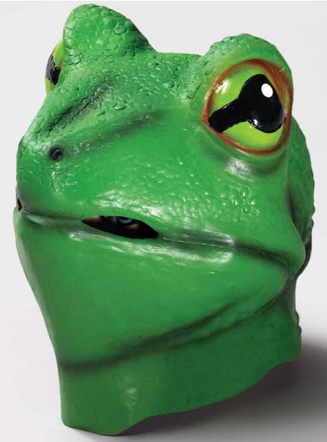 Béka Latex maszk