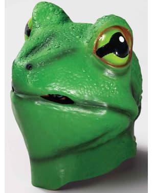 Жаба латексна маска