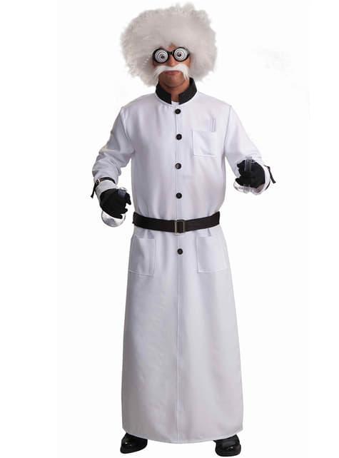 Gestoorde wetenschapper Kostuum