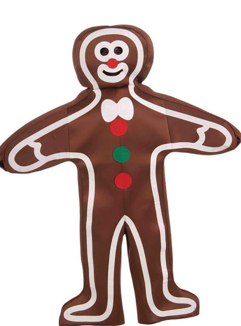 Costum gingerbread și caramel
