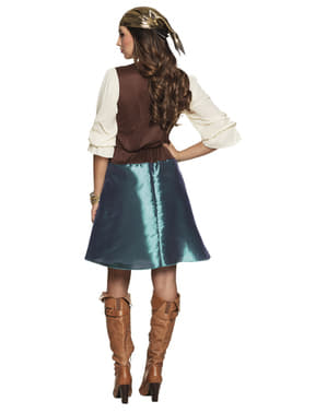 Hypnotizing gypsy costume for women