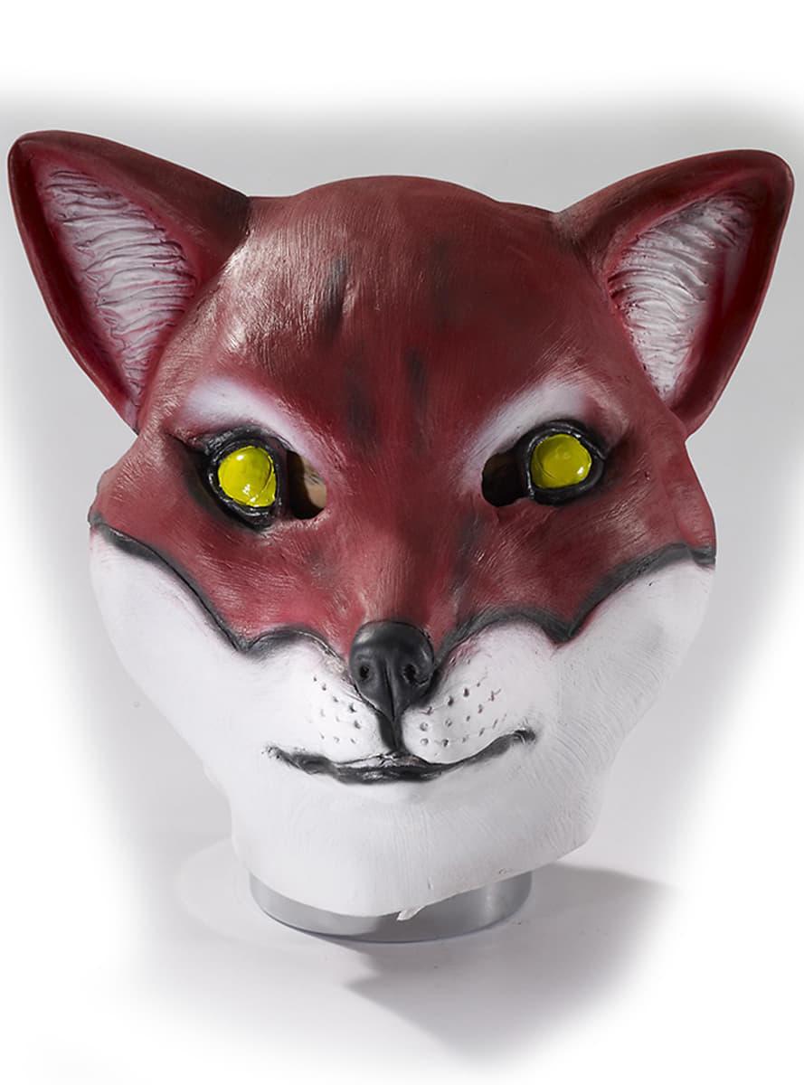 masque de renard pour d u00e9guisement