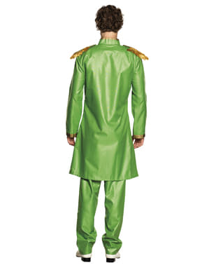 Costumul verde The Beatles