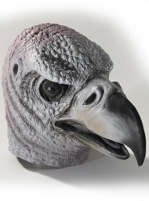 Maschera di lattice da avvoltoio