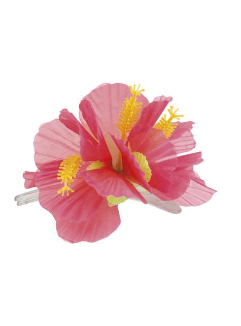 Fleur hawaïenne pour les cheveux