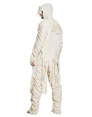 Mummie kostuum voor mannen