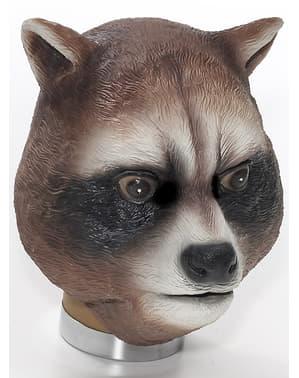 Latexová maska mýval