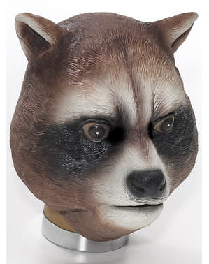 Máscara de mapache