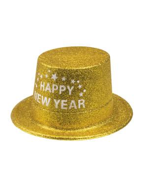 Щасливого нового року капелюх для дорослих