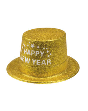 Sombrero Happy New Year para adulto