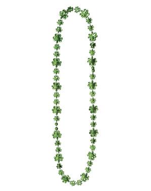 Halsband St Patrick klöver