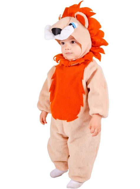 Déguisement de lionceau bébé