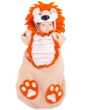 Déguisement de bébé lion