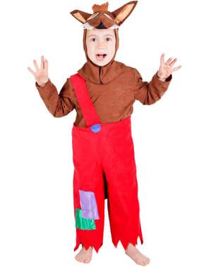 Dětský kostým vlče