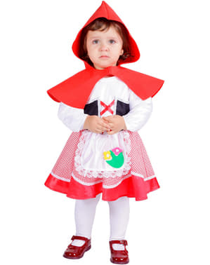Little Red Baby Costume