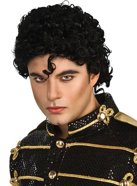 Peruka Michael Jackson