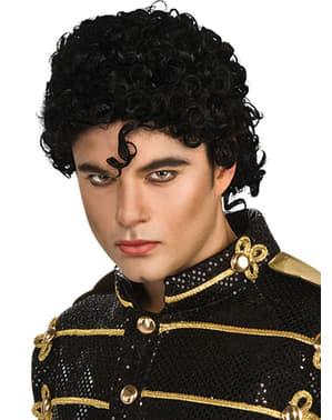 Perruque de Michael Jackson