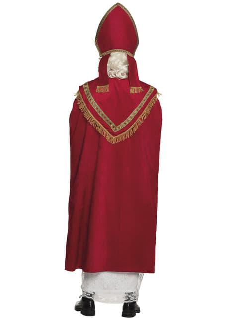 Disfraz de San Nicolás para hombre