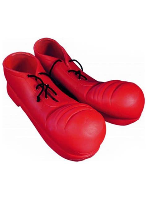 Sapatos de palhaço clown