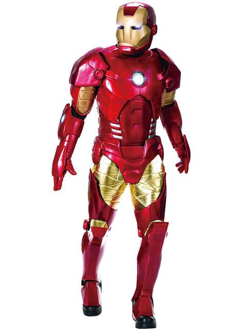 Disfraz de Iron Man Supreme para hombre