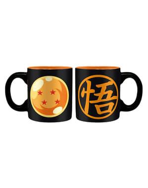 Coffret cadeau Boule de Cristal: verre, tasse et porte-clés - Dragon Ball