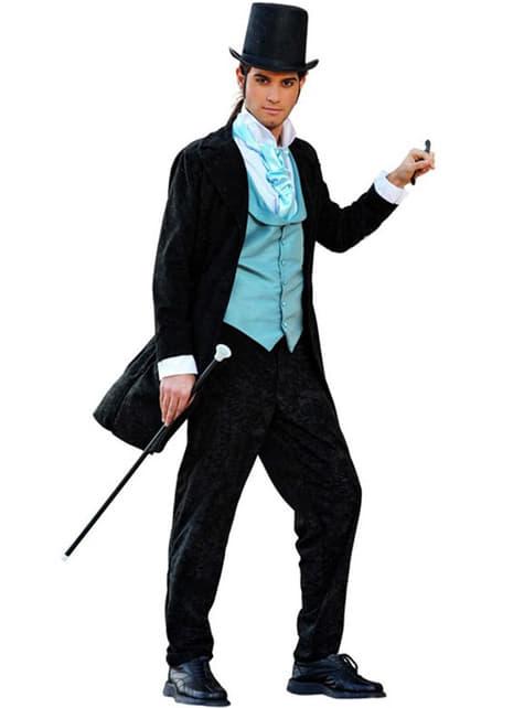 Kostým pro dospělé viktoriánský džentlmen