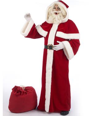 Long Santa Claus costume