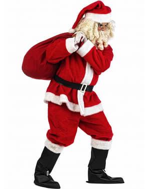 Costum de Moș Crăciun Dacha
