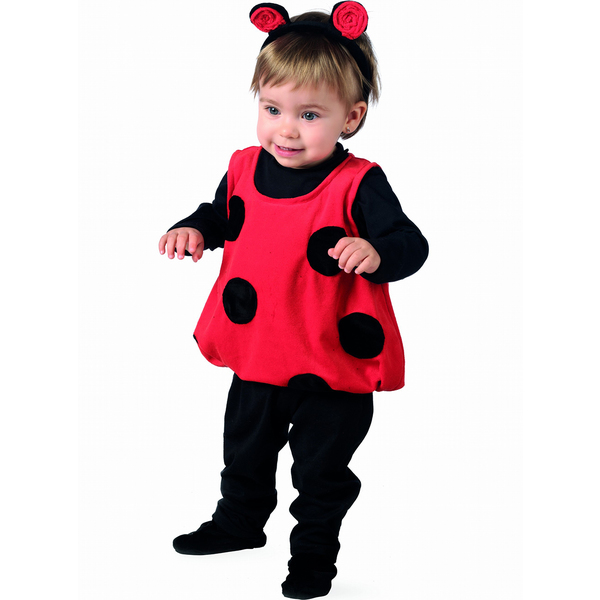 Disfraces infantiles de mariquitas imagui - Disfraz de mariquita bebe ...