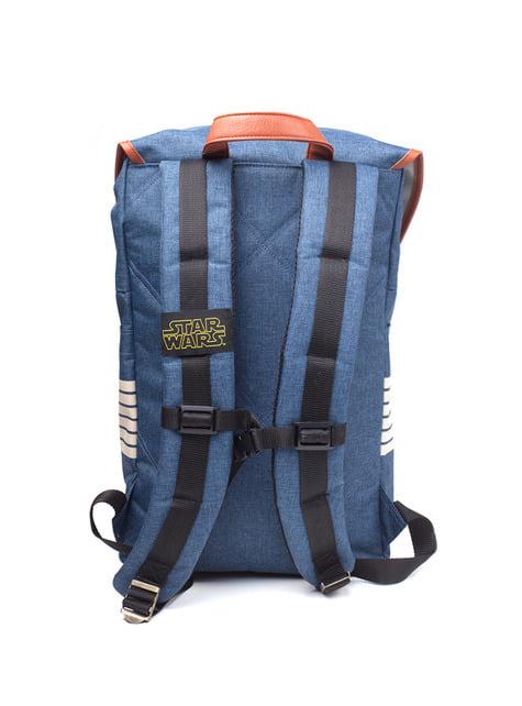 Ghiozdan Han Solo albastru - Star Wars