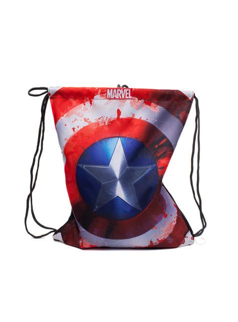 Plecak worek Kapitan Ameryka