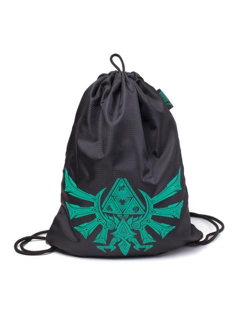 Mochila saco de Zelda