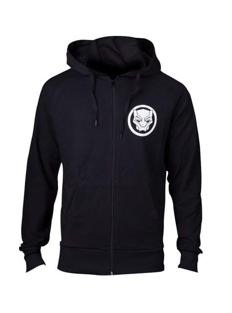 Black Panther Big Back Print sweatshirt for men
