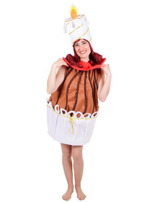 Costum tort de aniversare pentru femeie